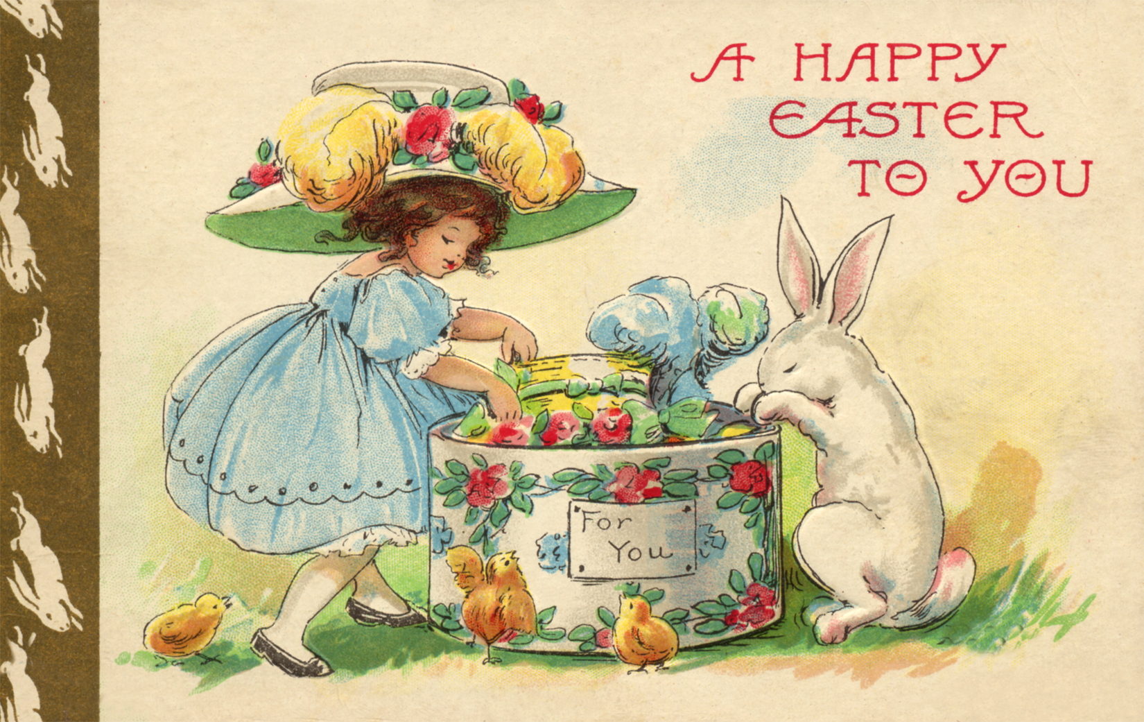 Easter Postcard #46