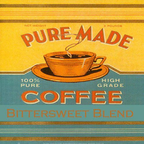 Coffeebittersweetblend