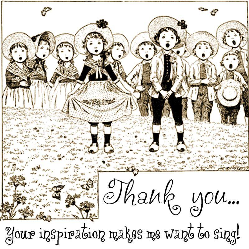 Thankyoublogger