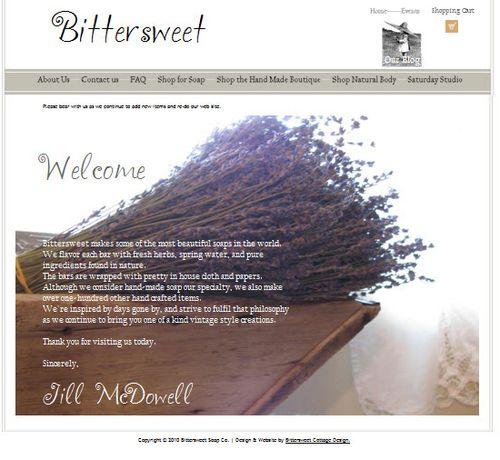 Bittersweetwebsite
