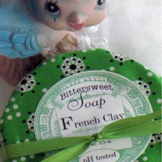 Frenchclaysoap