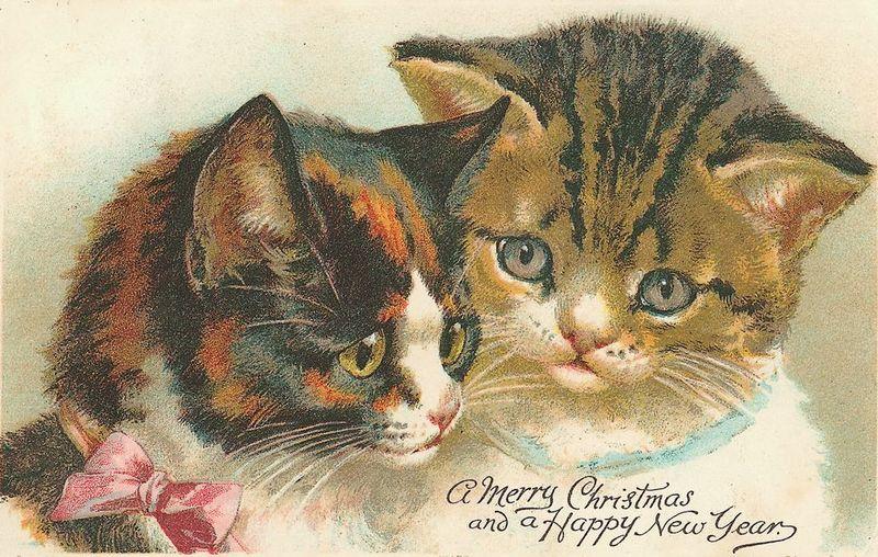 Vintagechristmascard1
