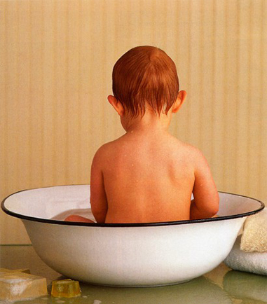 Babybathenamel