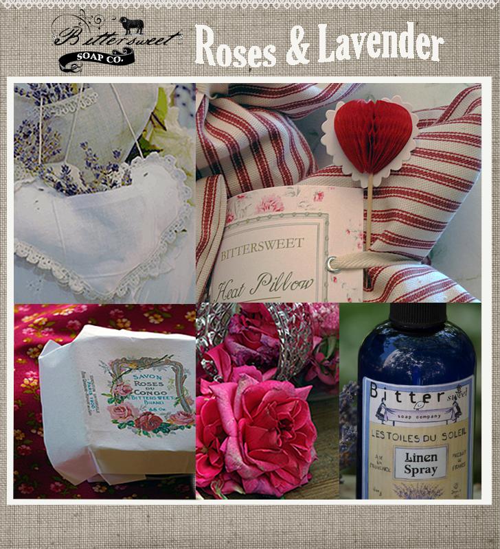 Roses&lavenderbox