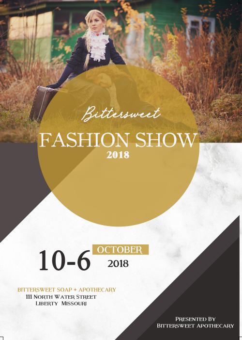 Fashion Show Flyer 2
