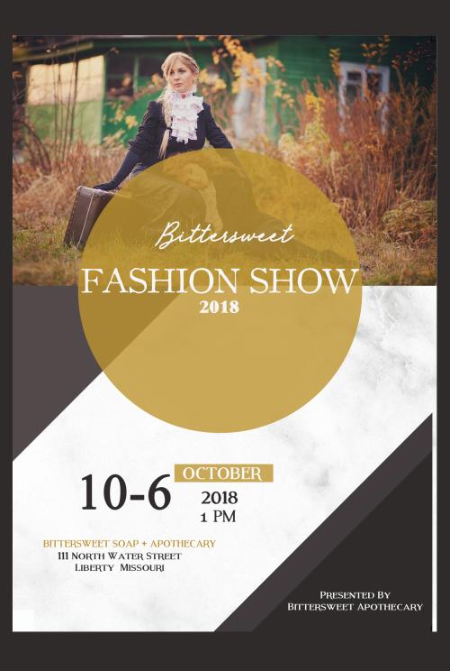 Fashionshowpostcardlast