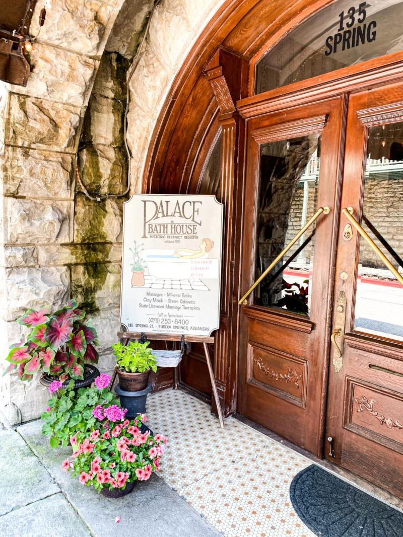 Palace Hotel And Bath House Spa 2